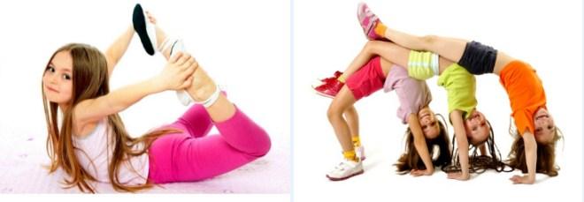 akrobatika dety