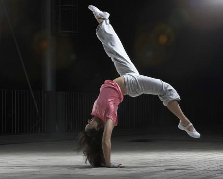 glavnai akrobatika