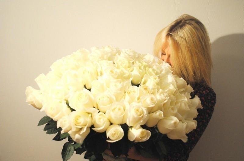 obzor belie  cvety