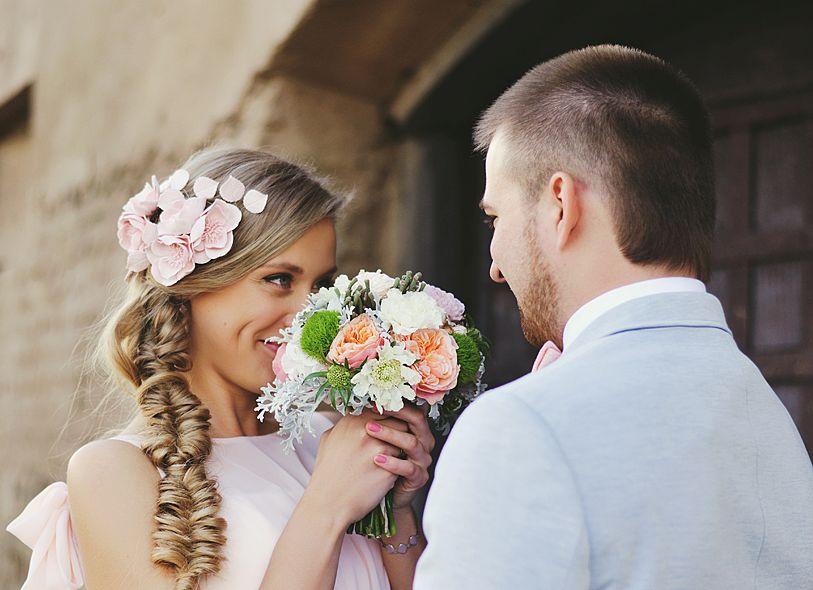 svadebnii buket obzor