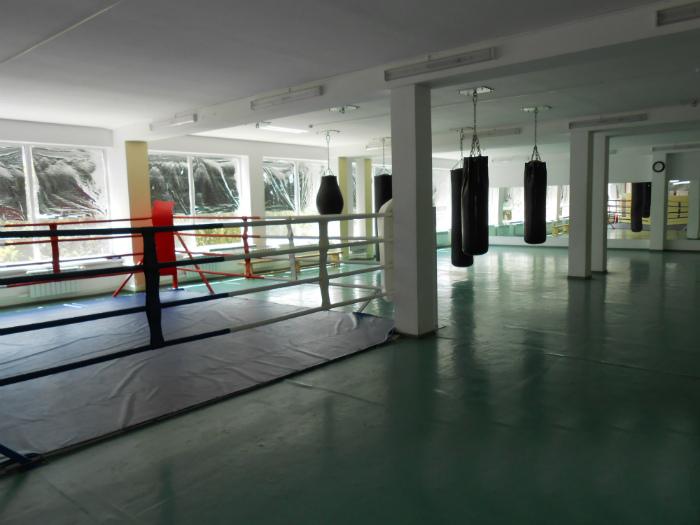 Вы просматриваете изображения у материала: Клуб спортивных единоборств имени Г. П. Недвигина