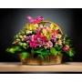 Цветочный домик, флористика